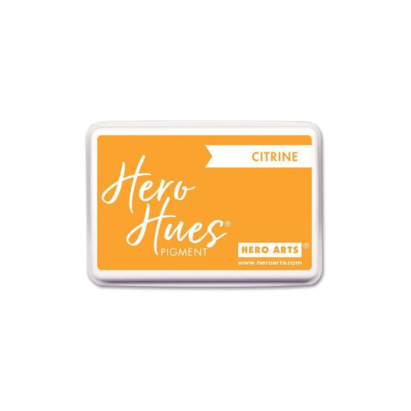 Hero Arts - Hero Hues Pigment Ink-pads citrine