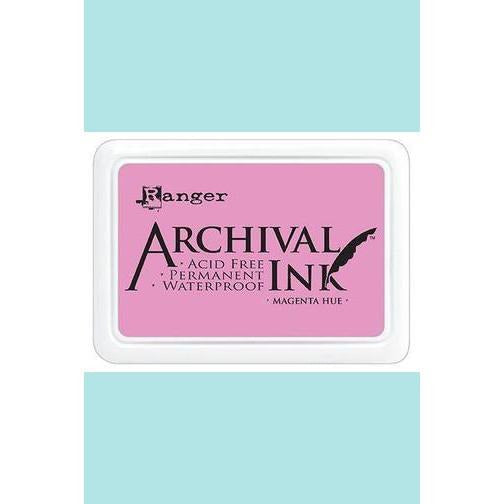 Ranger - Archival Ink Pads & Re-Inkers MAGENTA HUE