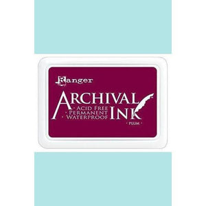 Ranger - Archival Ink Pads & Re-Inkers PLUM