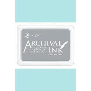 Ranger - Archival Ink Pads & Re-Inkers SHADOW GREY