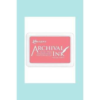 Ranger - Archival Ink Pads & Re-Inkers COASTAL CORAL