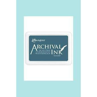 Ranger - Archival Ink Pads & Re-Inkers SEAFARER
