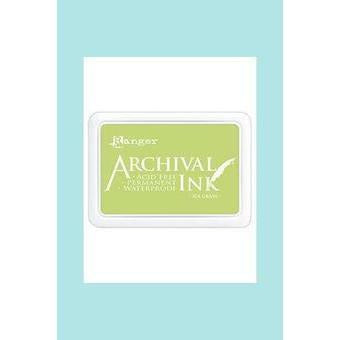 Ranger - Archival Ink Pads & Re-Inkers SEA GRASS