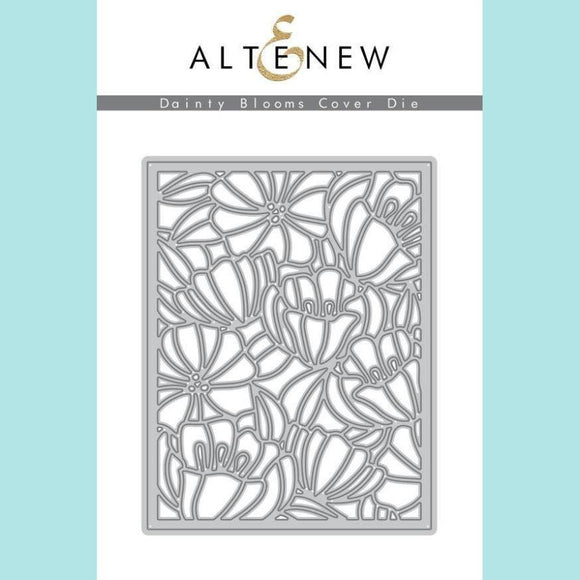 Altenew - Dainty Blooms Cover Die