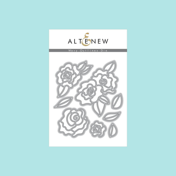 Altenew - Wavy Outlines Die Set