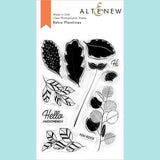 Altenew - Retro Plantines Stamp and Die