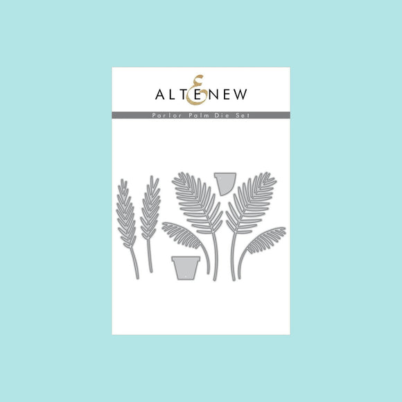 Altenew  - Parlor Palm Die Set