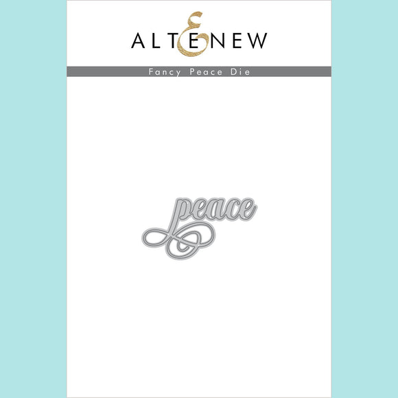 Altenew - Fancy Peace Die