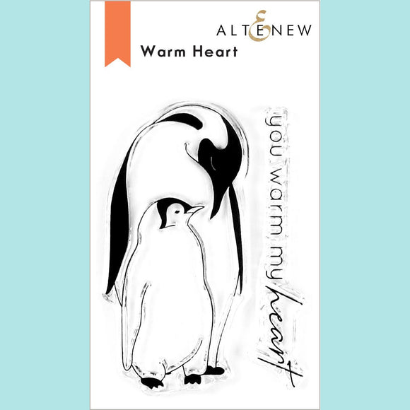 Altenew - Warm Heart Stamp Set