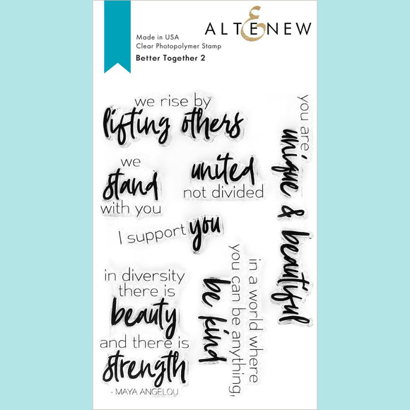 Altenew - Better Together Stamp Sets 2