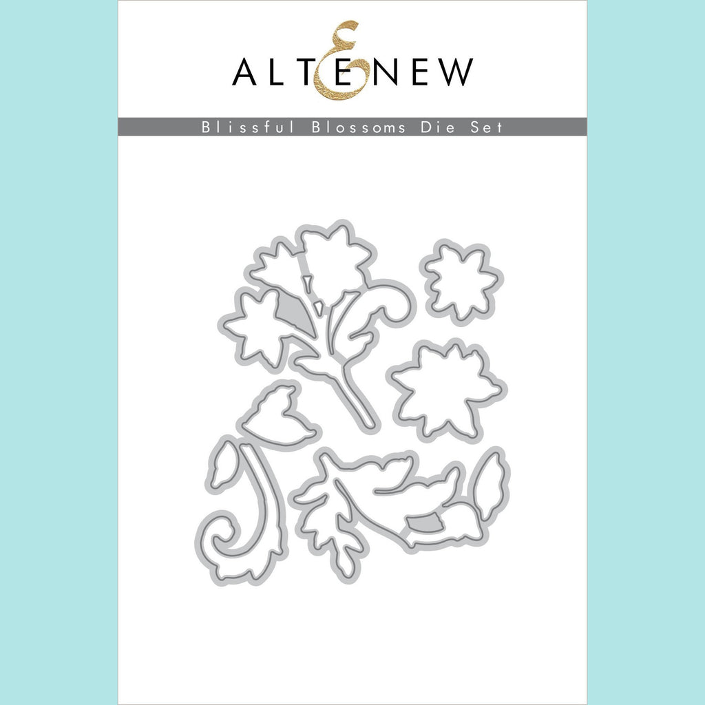 Altenew - Blissful Blossoms Dies
