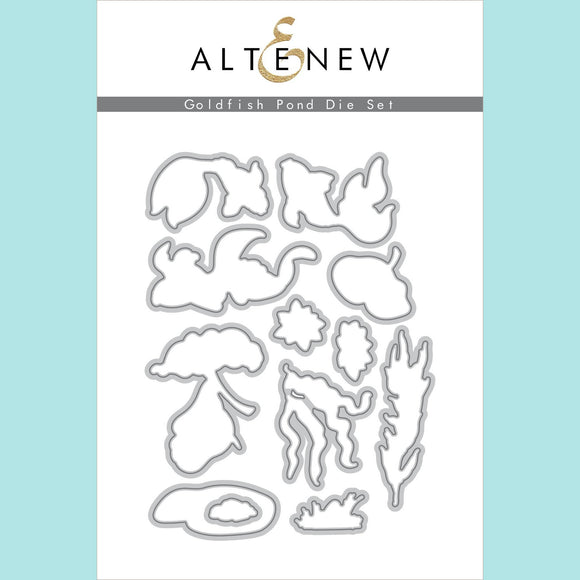 Altenew - Goldfish Bowl Dies