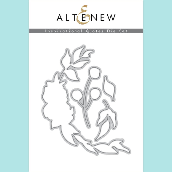 Altenew - Inspirational Quotes Dies