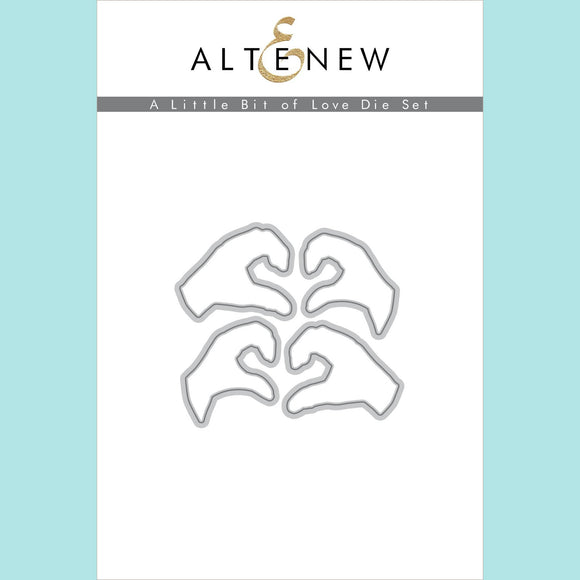 Altenew - A Little Bit of Love Die Set