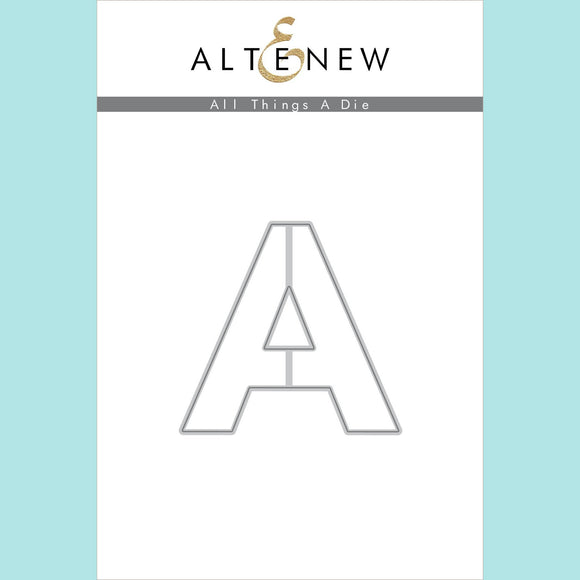 Altenew - All Things A Die