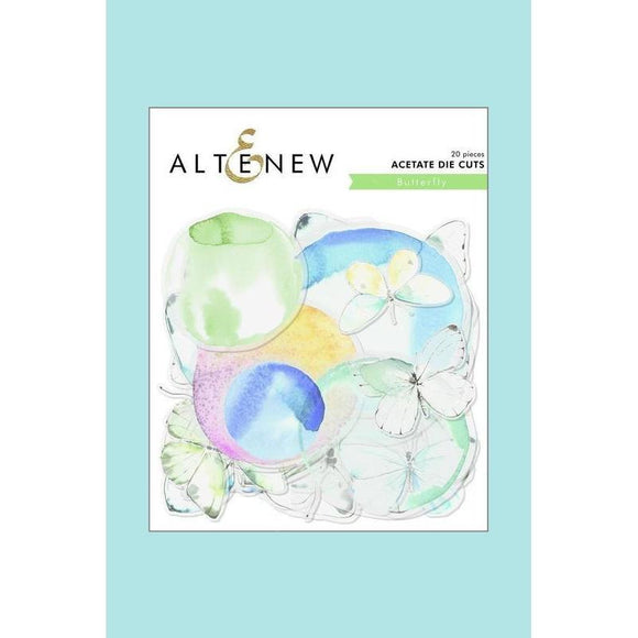 Altenew - Butterfly Acetate Die Cuts
