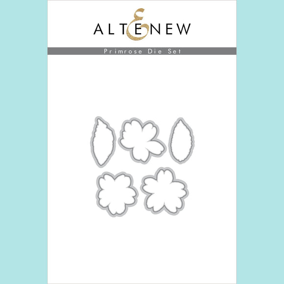 Altenew - Build-A-Flower - Primrose Layering Dies