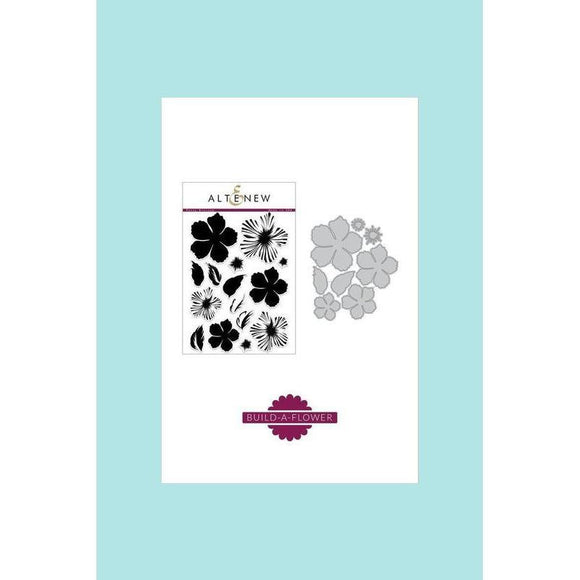 Altenew - Build-A-Flower: Peony Blossom Stamp and Die
