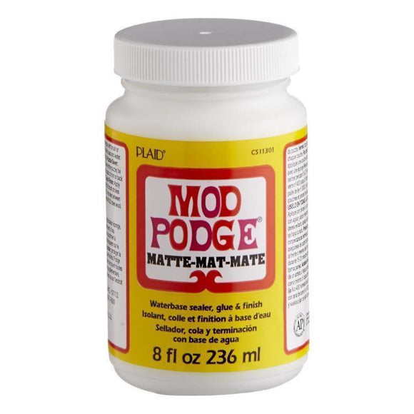 Plaid - Mod Podge Matte 8 Oz