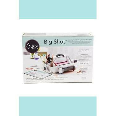 Sizzix Die Cut and Embossing Machine - White