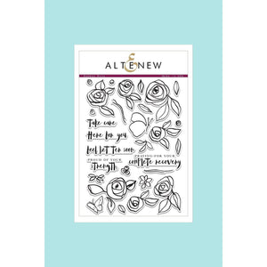Altenew - Bamboo Rose Stamp