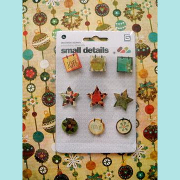 Basicgrey - Jovial - Small Details Decorative Stickers