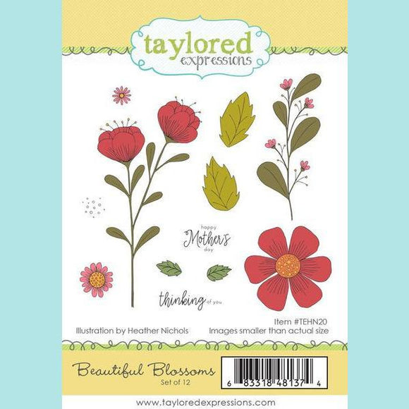 Taylored Expressions - Beautiful Blossoms