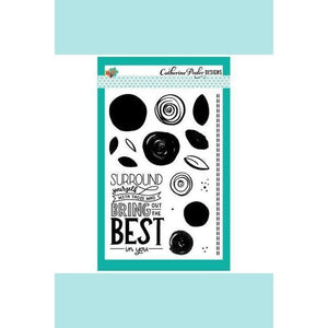 Catherine Pooler Best In You Stamp
