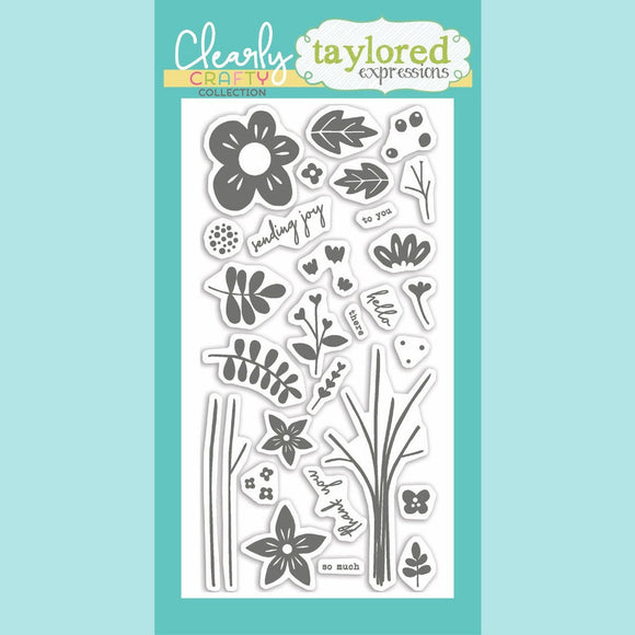 Taylored Expressions - Bouquet Whimsy