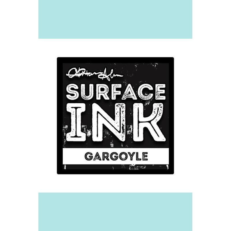Surface ink cube gargoyle