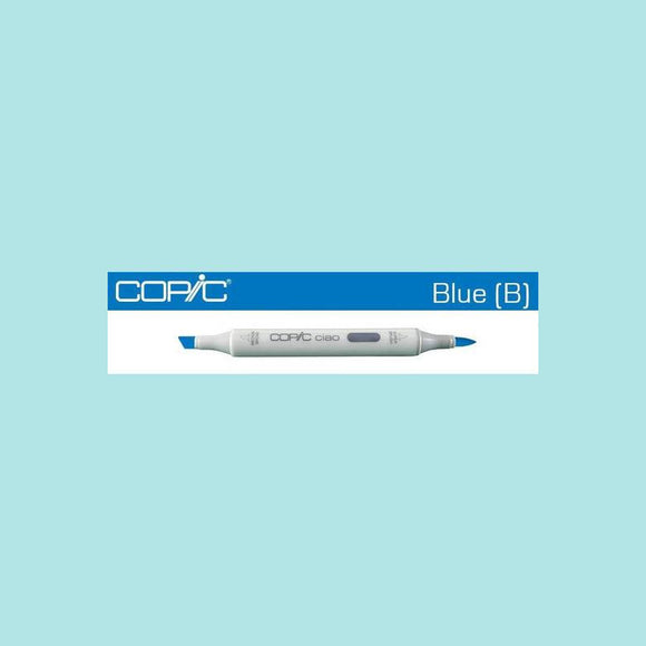 Copic Markers CIAO  - Blue [B] Collection