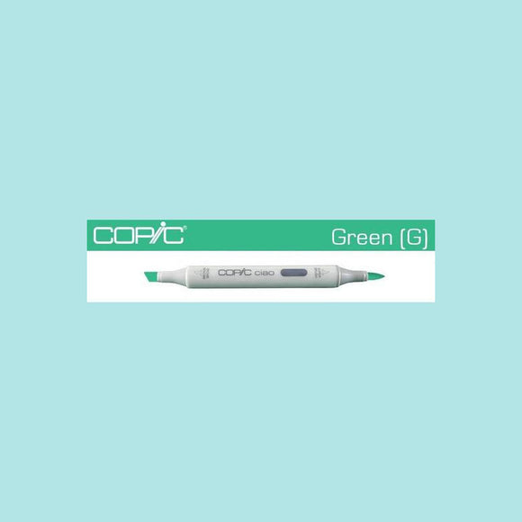 Copic Markers CIAO  - Green [G] Collection