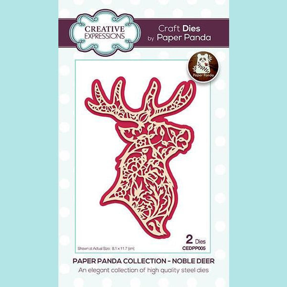 Creative Expressions - Paper Panda Noble Deer Craft Die