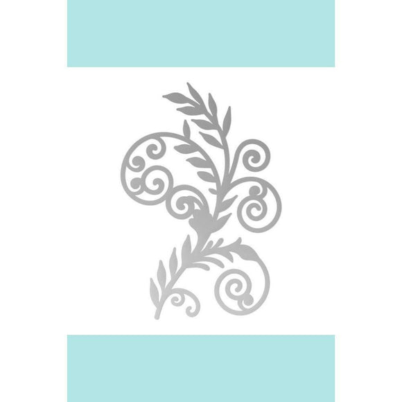 Couture Creations - Die - Le Petit Jardin - Morning Flourish Decorative Die (1pc)