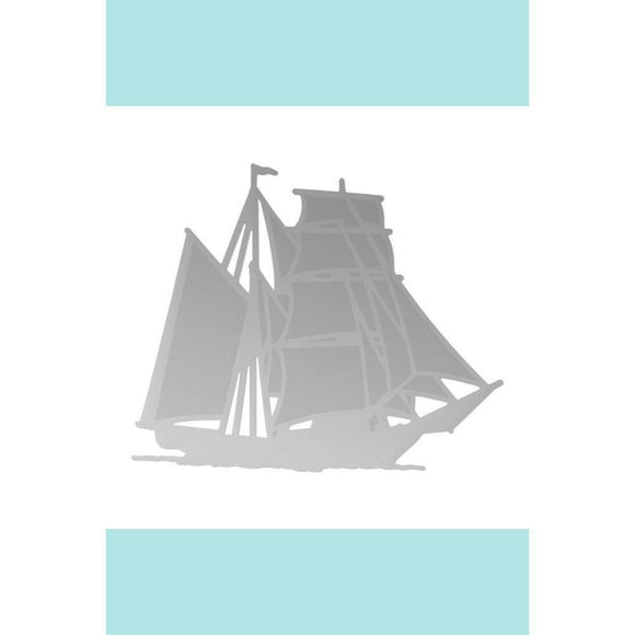 Couture Creations Seaside & Me Collection Tall Ship Die