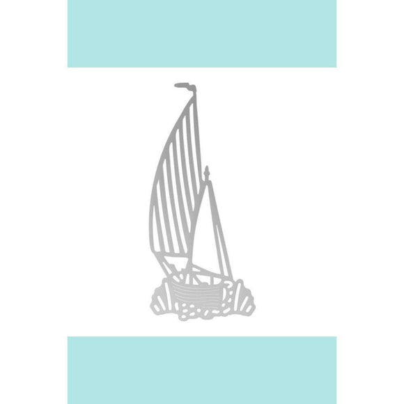Couture Creations Seaside & Me Collection Sail Boat Die