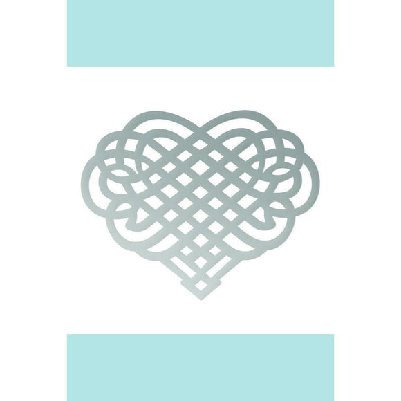 Couture Creations - Butterfly Garden - Mini Die - Woven Heart