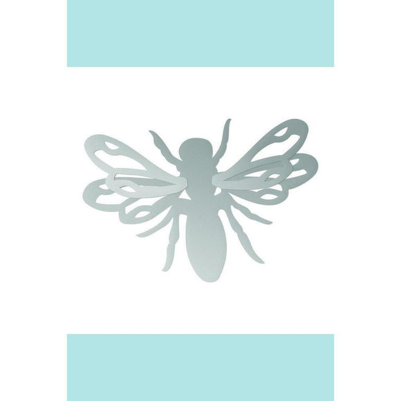 Couture Creations - Butterfly Garden - Mini Die - Queen Bee
