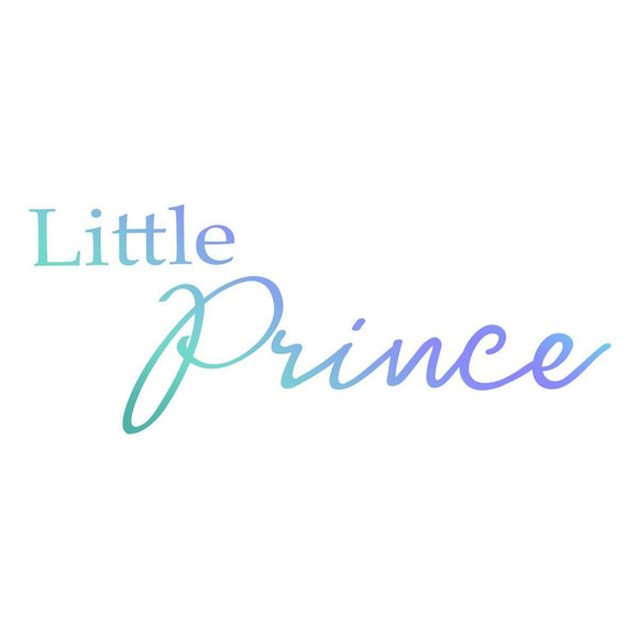 Couture Creations - Mini Stamp - Men's Collection - Little Prince