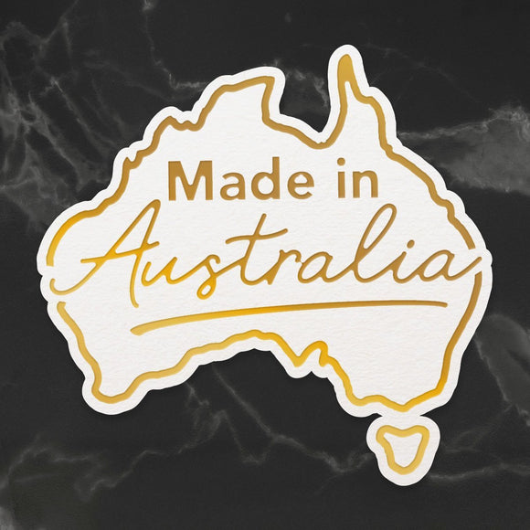 Couture Creations - Sunburnt Country - Cut, Foil and Emboss Die - Made In Australia