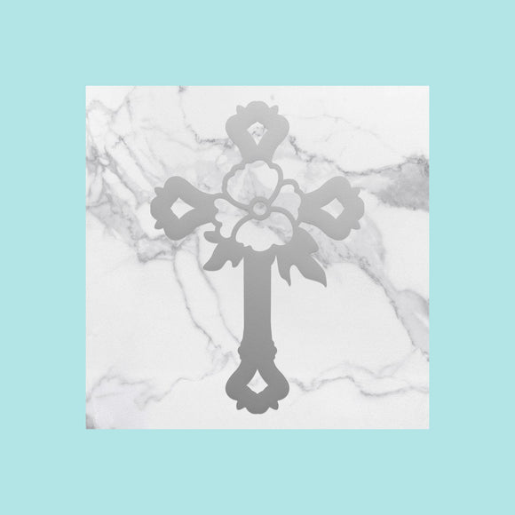Couture Creations - Lest We Forget - Mini Die - The Cross
