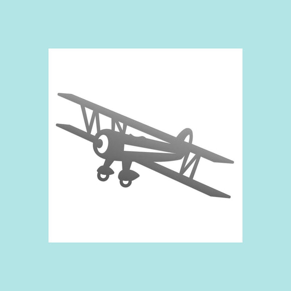 Couture Creations - New Adventures - Mini Die - Biplane