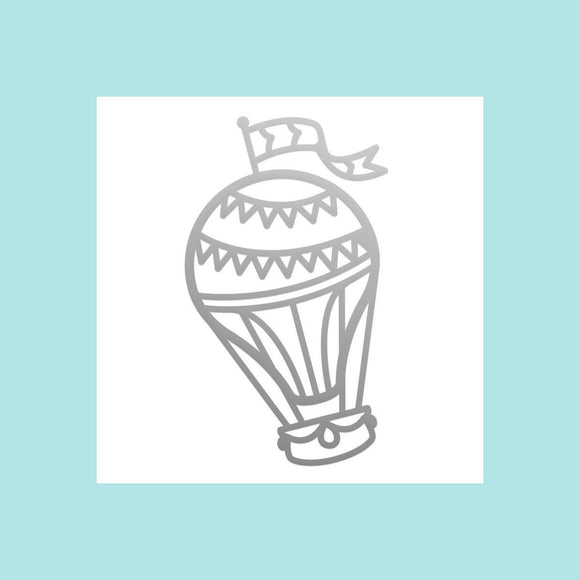 Couture Creations - New Adventures - Mini Die - Hot Air Balloon