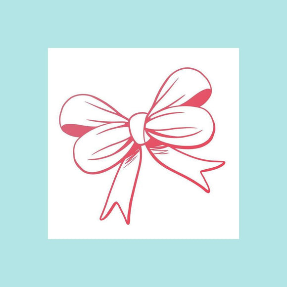 Couture Creations - The Gift of Giving Collection - Mini Stamp - Tied in a Bow