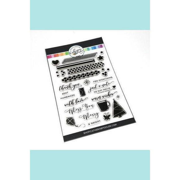 Catherine Pooler For Everything Stamp Set