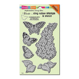 Stampendous - Lilac Stamp