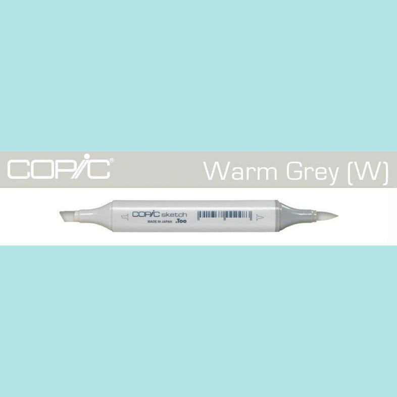 Copic Markers SKETCH - Warm Gray [C] Collection