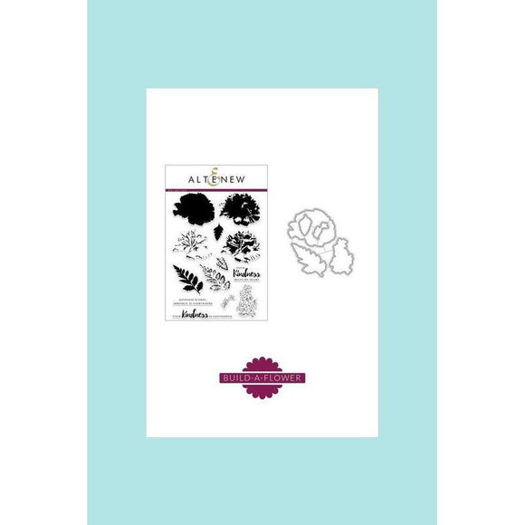 Altenew - Build-A-Flower: Carnation Stamp and Die