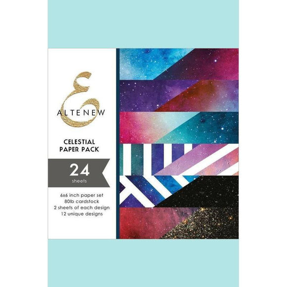 Altenew - Celestial 6x6 Paper Pack