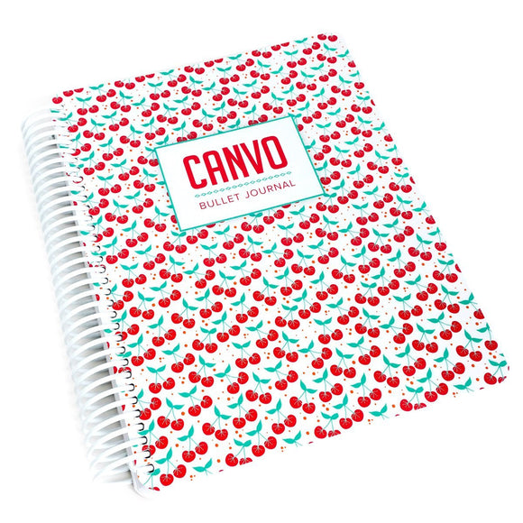 Catherine Pooler - Cherry Tart Canvo Journal